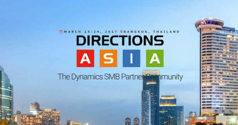 Directions Asia 2017