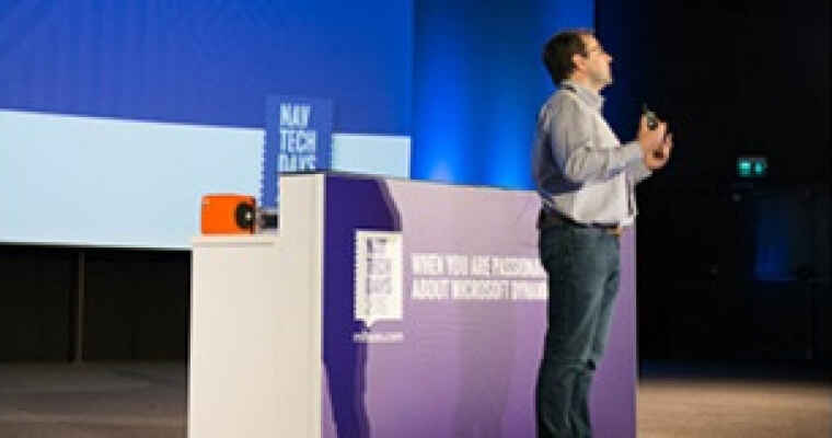 iFacto @ NAV TechDays: when you are passionate about Microsoft Dynamics NAV