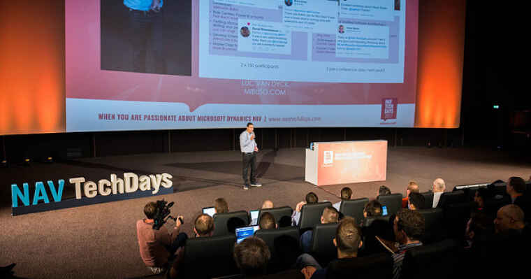 iFacto@NAVTechDays: when you are passionate about Microsoft Dynamics NAV